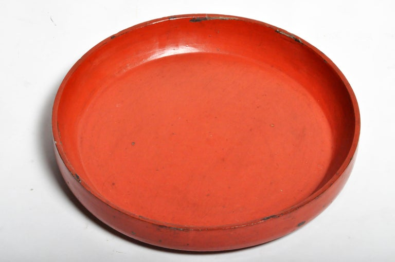 Lacquerware Food Tray For Sale 10