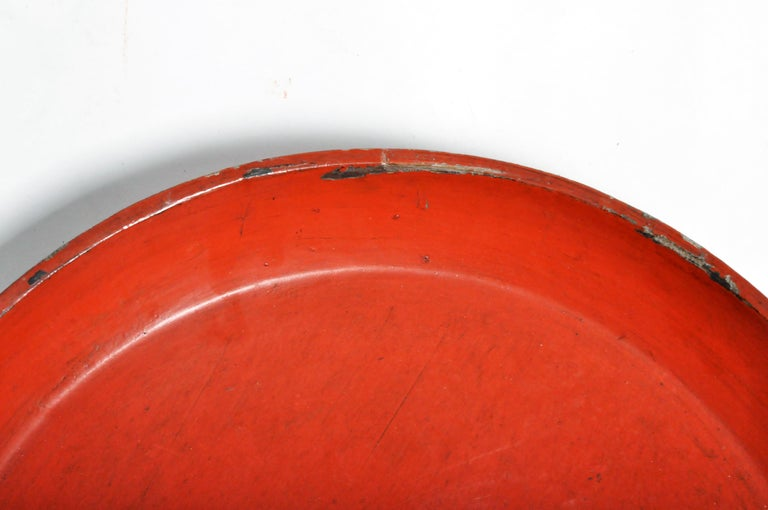 Lacquerware Food Tray For Sale 2