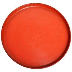 Lacquerware Food Tray