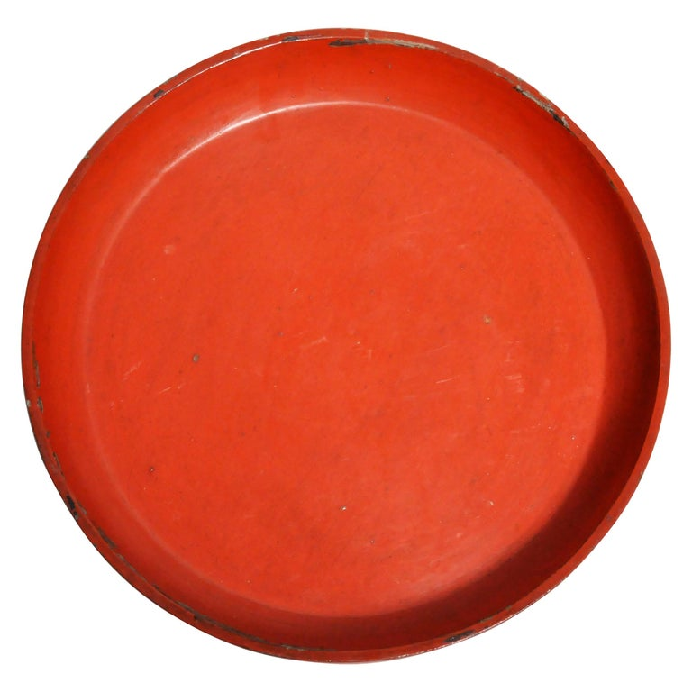 Lacquerware Food Tray For Sale