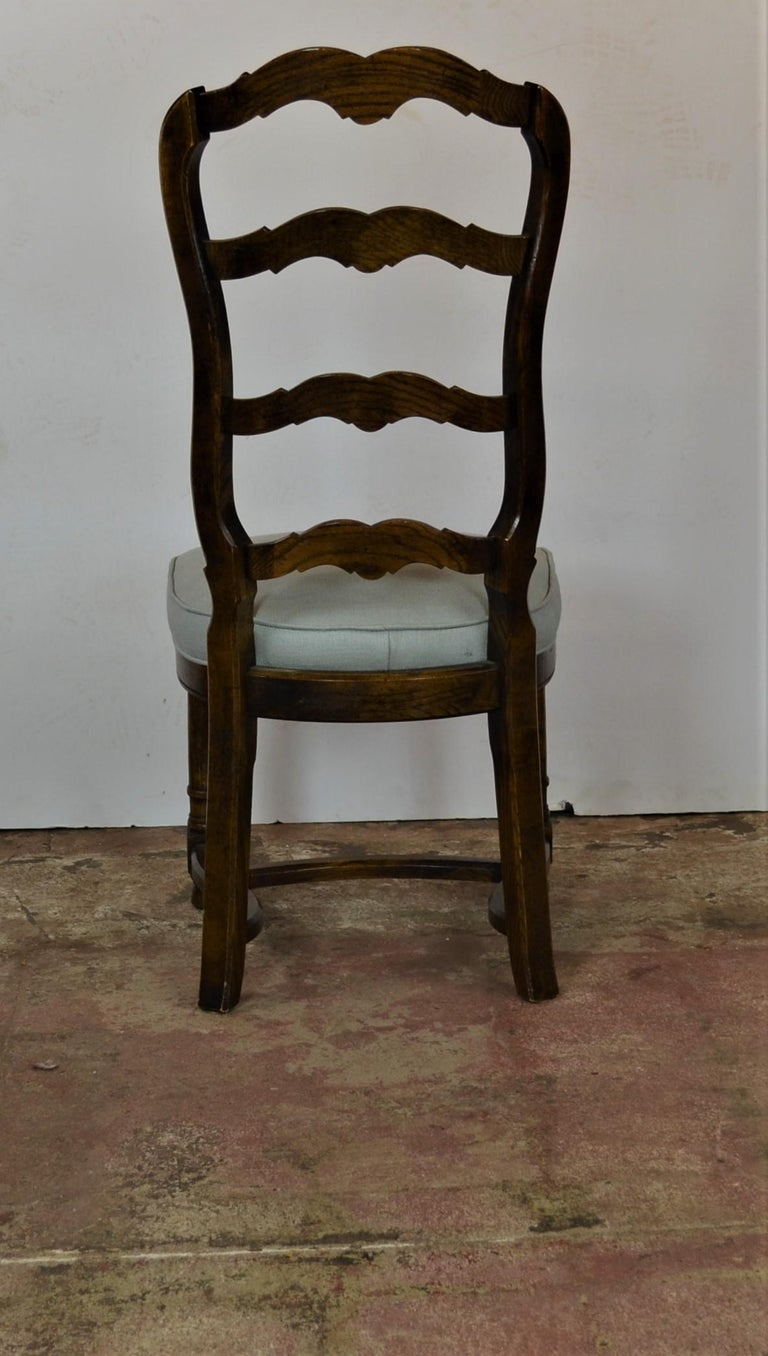 Ladder Back Dining Chairs For Sale 4