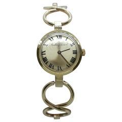 Ladies 18kt Yellow Gold Mathey-Tissot Watch, #3560625, Manual