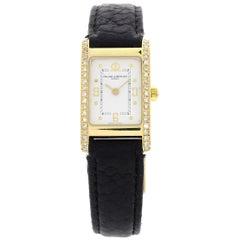 Ladies Baume & Mercier 18 Karat Yellow Gold 3730869 Watch