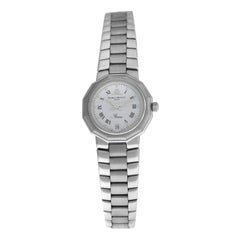 Ladies Baume & Mercier Riviera 5231.2 Stainless Steel Quartz Watch