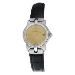 Ladies Bertolucci Pulchra 133 41 A Steel Date Quartz Watch