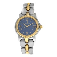 Ladies' Bertolucci Pulchra 133 49 A Stainless Steel Gold Date Quartz Watch