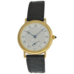 Ladies Breguet Classic 3210 18 Karat Yellow Gold Mechanical Watch
