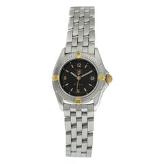 Ladies Breitling Callistino B52045.1 Stainless Steel Quartz Date Watch