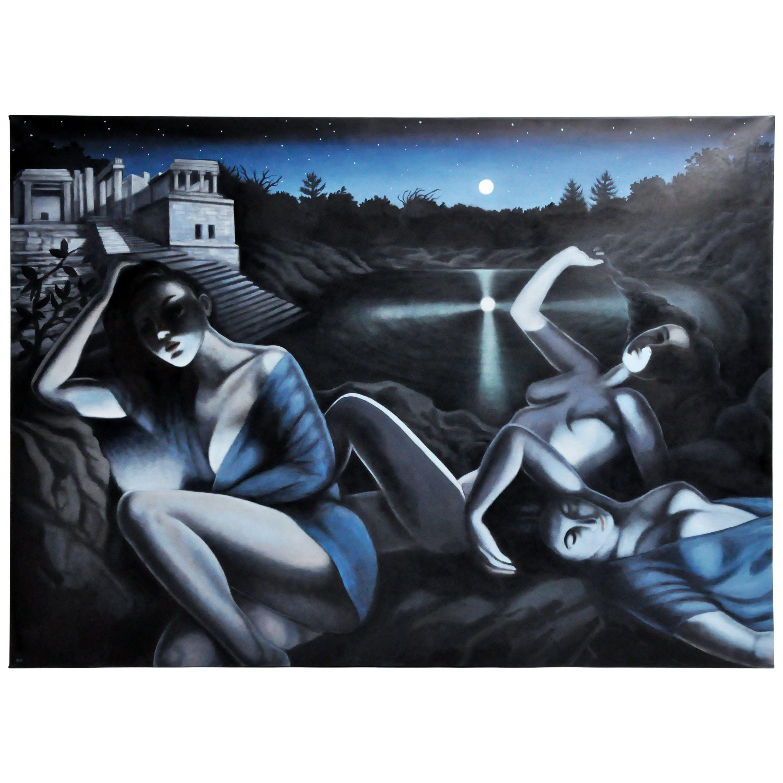 Ladies by Moonlight by Andrew Ek