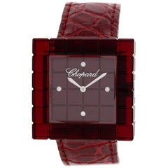 Ladies Chopard Be Mad Limited Edition Diamond Dial Watch 12/7780