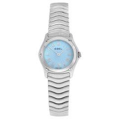 Ladies Ebel 9157F11-24225 Stainless Steel Quartz Watch