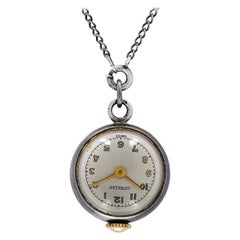 Ladies Gubelin Necklace Watch Necklace