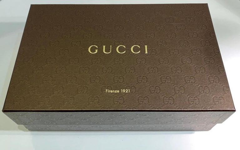 Ladies Gucci Deep Cobalt 4