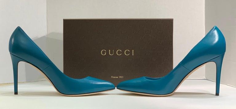 Blue Ladies Gucci Deep Cobalt 4
