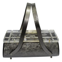 Ladies Lucite Bag by Rialto of New York, circa 1950s