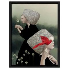 Ladies of the Lake Digital Painting