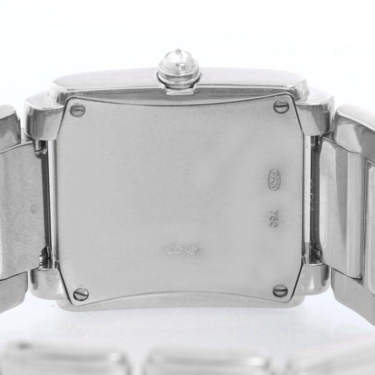 Women's Ladies Patek Philippe Twenty-4 18k White Gold & Diamond Watch 4910/20G