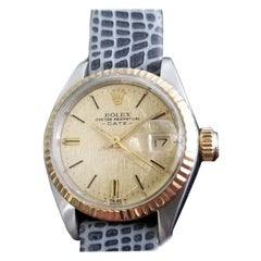 Ladies Rolex Oyster Date Ref.6917 18k Gold & SS Automatic, c.1970s LV747GRY