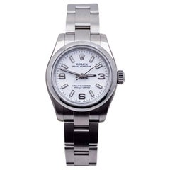 BRAND NEW Ladies Rolex Oyster Perpetual 176200 Stainless Steel Box Paper BNOS