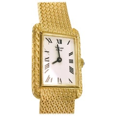 Ladies Vintage 14 Karat Van Cleef & Arpels Watch
