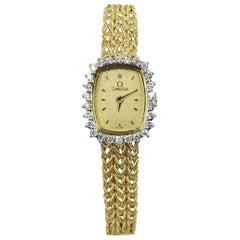 Ladies Vintage Omega Quartz Watch