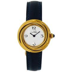 Ladies Watch Must De Cartier Vermeil 2735