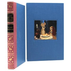 """""""Lady and the Tramp"""" by Ward Greene, First Edition, First Printing, 1953"""