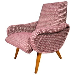 'Lady Chair' in Style of Marco Zanuso, 1960s