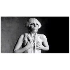 Lady Gaga 2009 Plastic Manifesto of Little Monsters Mask