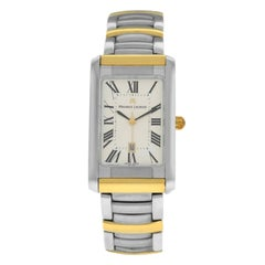 Lady Maurice Lacroix Miros MI2026-SY023-110 Steel Gold Quartz Watch
