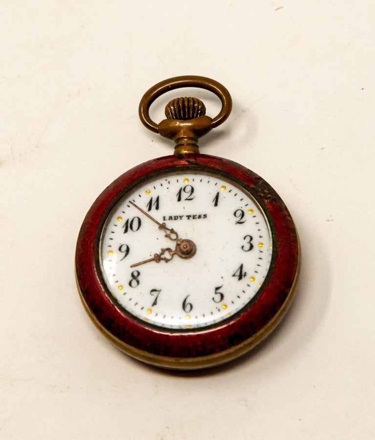 20th Century Lady Tess Ladies Pocket Watch For Sale