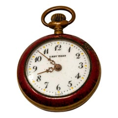 Lady Tess Ladies Pocket Watch