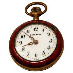 Lady Tess Ladies Pocket Watch