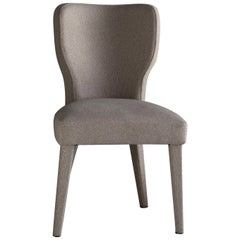 Lady v Beige Chair by Ciarmoli Queda Studio