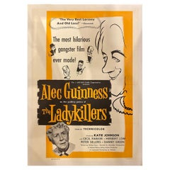 """""""The Ladykillers"""", '1955' Poster"""