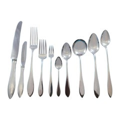 Lafayette by Towle Sterling Silver Flatware Set for 8 Service 96 Pieces Dinner