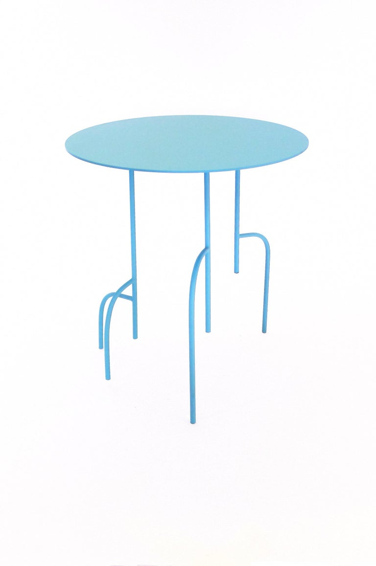 Lagoas Accent Side Round Table For Sale 3