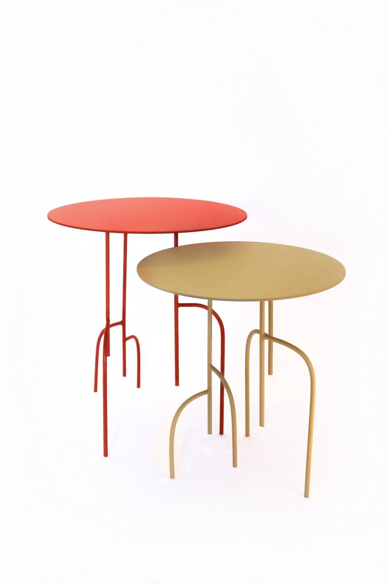 Lagoas Accent Side Round Table For Sale 7