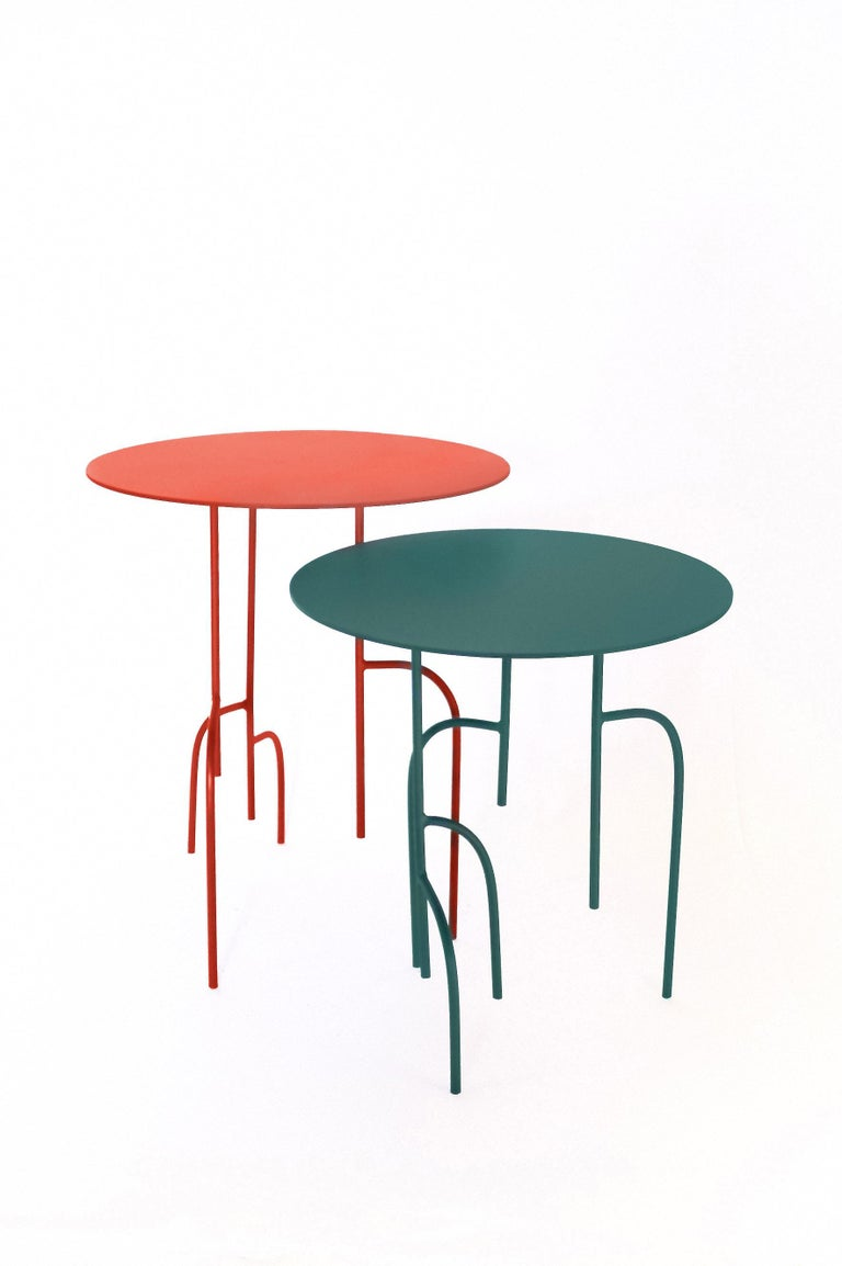 Lagoas Accent Side Round Table For Sale 9