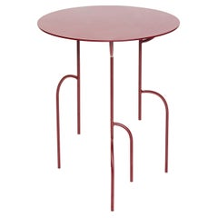 Lagoas Accent Side Round Table 'Large' by Filipe Ramos