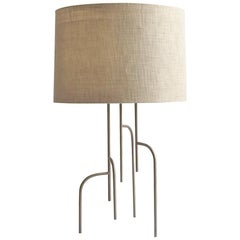 Lagoas Table Lamp, Oil-Rubbed Old Gold