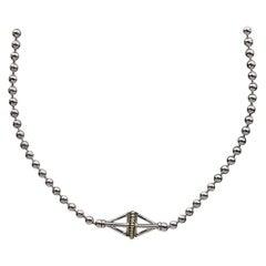 Lagos KSL Mixed Metals Bead Chain