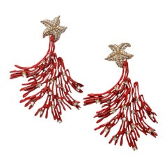 Rachel Bates x CINER Laguna Statement Earring