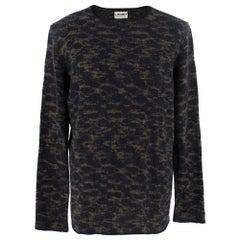 Lainey Tortoise Cashmere Knit Jumper Size S