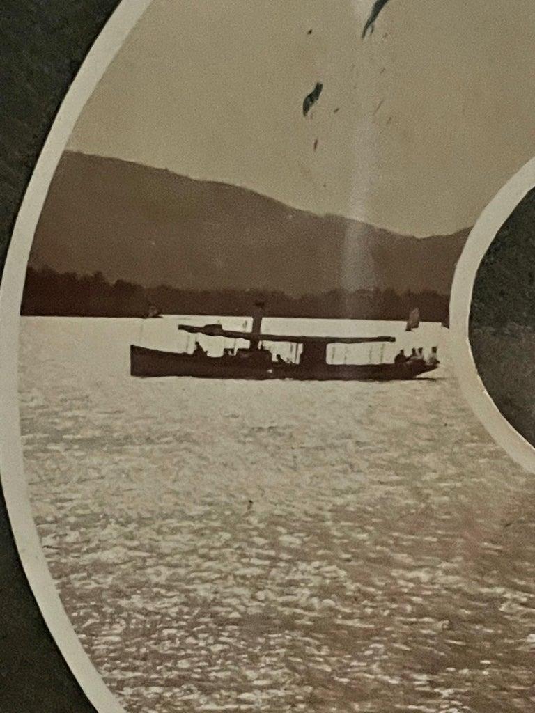 Lake George Vintage Photograph, circa 1910 For Sale 2