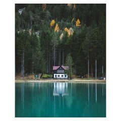Lake House Dolomites by Christiaan Nies