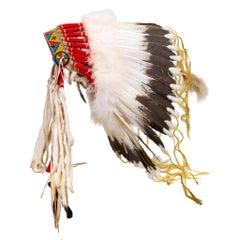 Lakota Style Headdress