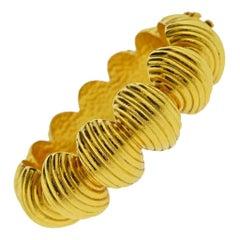 Lalaounis Greece 22 Karat Gold Bracelet