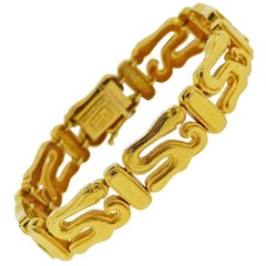Lalaounis Greece Gold Bracelet