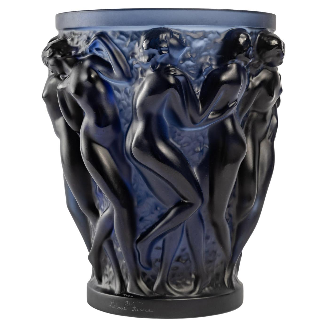 Lalique Vases and Vessels
